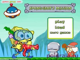 Миссия Спанч Боба картинка 1