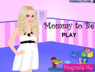 Игра Будь мамочкой
