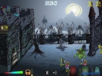 Картинка к игре Зомби против монстров