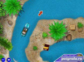 Картинка к игре Припаркуй мою лодку