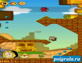 Картинка к игре Побег мумии