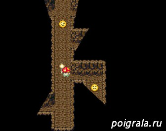 Картинка к игре Лабиринт с грибами