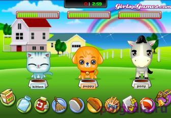 Картинка к игре Мои милые домашние животные