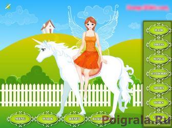 Картинка к игре Моя сладкая лошадка