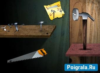 Картинка к игре Гвоздь и магнит