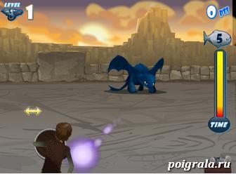 Картинка к игре Накормите дракона