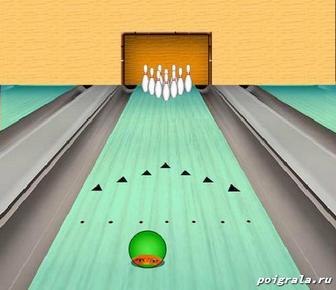 Картинка к игре Боулинг с черепашками ниндзя
