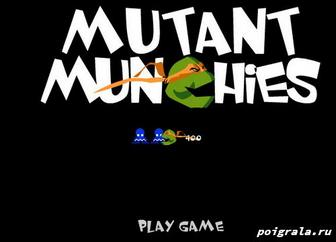 Ninja turtles pacman картинка 1