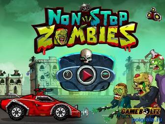 Игра Non stop zombies