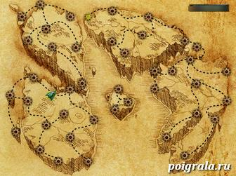 Картинка к игре Коты огонь и вода