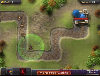 Картинка к игре Орки против людей