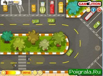 Картинка к игре Паркуйся как босс