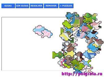 Картинка к игре Пазл доктор Плюшева и игрушки