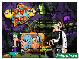 Картинка к игре Доктор Хаус пазл