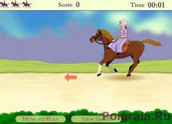 Игра Пенни - смелая наездница