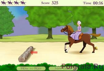Картинка к игре Пенни - смелая наездница