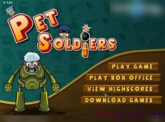 Pet soldiers картинка 1