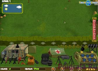 Картинка к игре Pet soldiers