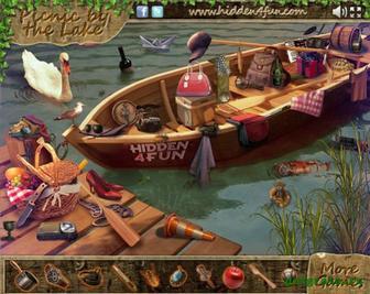 Картинка к игре Пикник на озере
