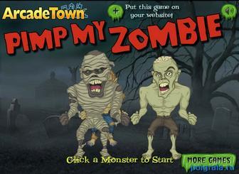 Pimp my zombie картинка 1