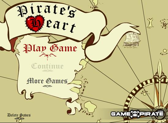 Пиратское сердце картинка 1