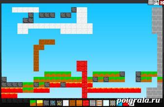 Картинка к игре Создайте мир майнкрафта