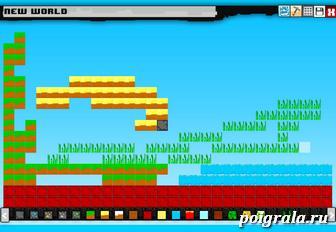 Картинка к игре Нарисуй мир майнкрафта