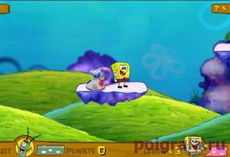 Картинка к игре План планктона