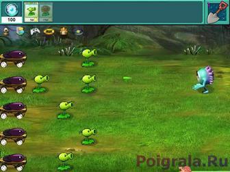 Картинка к игре Plante aliante