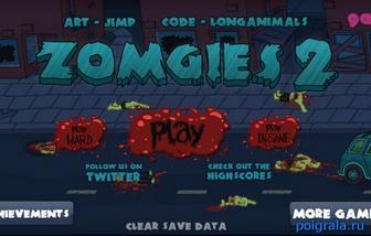 Игра Побег от зомби 2