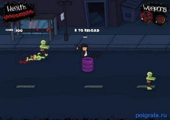 Картинка к игре Побег от зомби 2