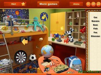 Картинка к игре Поиск предметов 1
