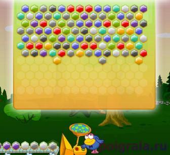 Картинка к игре Смешарики, поломанный телефон
