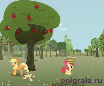 Картинка к игре Яблочная ферма Эпплджек