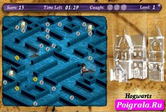 Картинка к игре Приключения Гарри Поттера