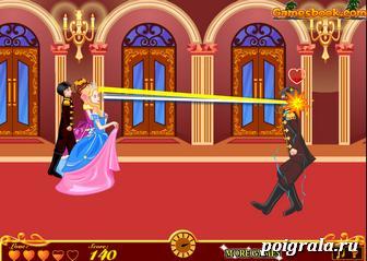 Картинка к игре Поцелуй принцессы