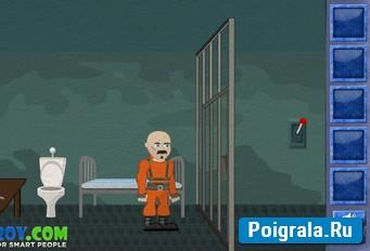 Картинка к игре Побег из тюрьмы
