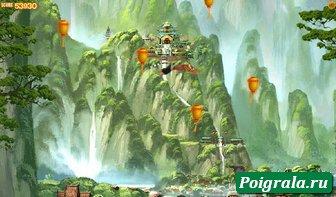 Картинка к игре Прыжки тигрицы