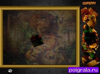 Картинка к игре Пазл ледниковый период