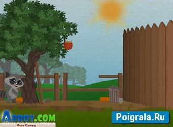 Картинка к игре Приключения енота