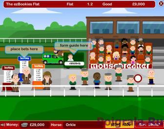 Картинка к игре Лошадиные бега