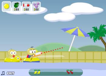 Картинка к игре Войны на плотах 2