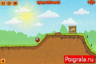 Картинка к игре Красный шар 3