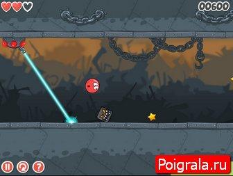 Картинка к игре Красный шарик 6