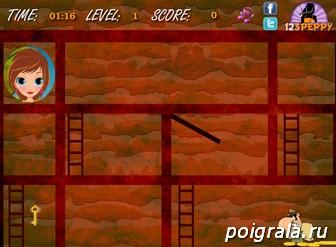 Картинка к игре Ограбление в либиринте