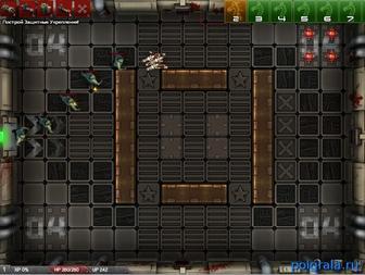Картинка к игре Зомби против роботов