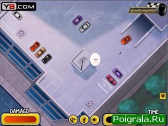 Картинка к игре Парковка машин 3d