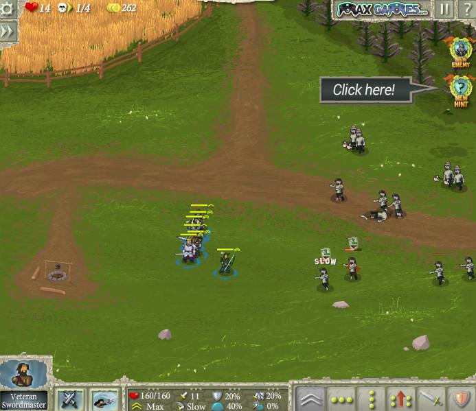 Картинка к игре Royal Warfare