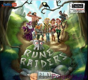 Игра Райдеры руны