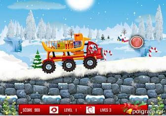 Картинка к игре Santa gifts delivery 2